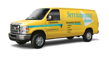 ServiceMaster Cleaning and Restoration Car