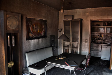 Fire and Smoke Damage Services